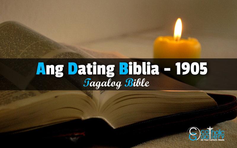 Hebreo 6 ang dating biblia pdf